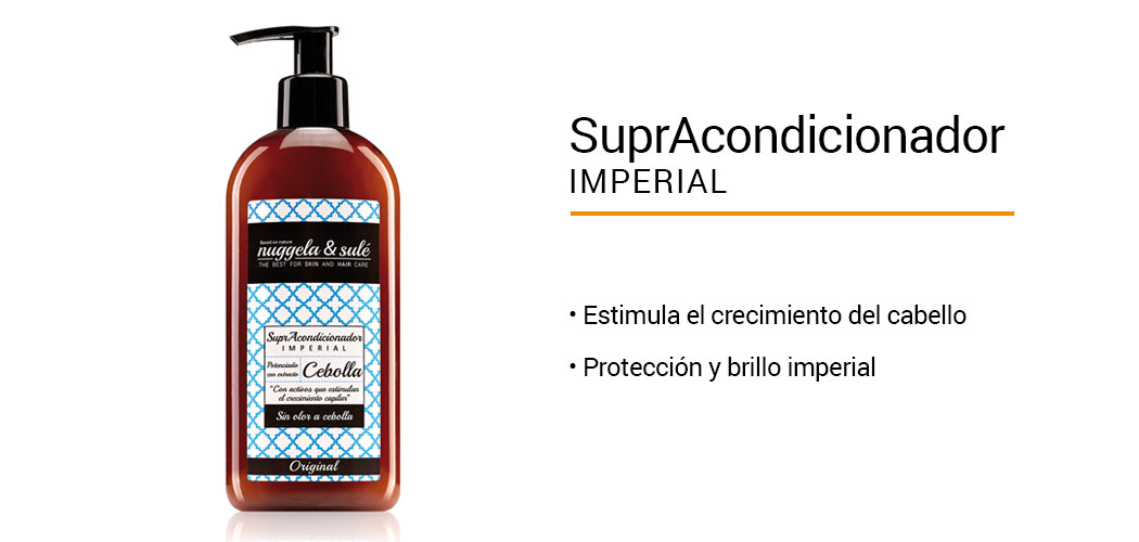 SuprAcondicionador Imperial Nuggela & Sulé 250 ml