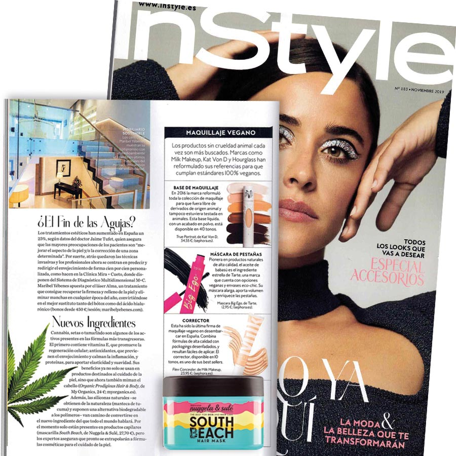 Instyle with Nuggela & Sulé